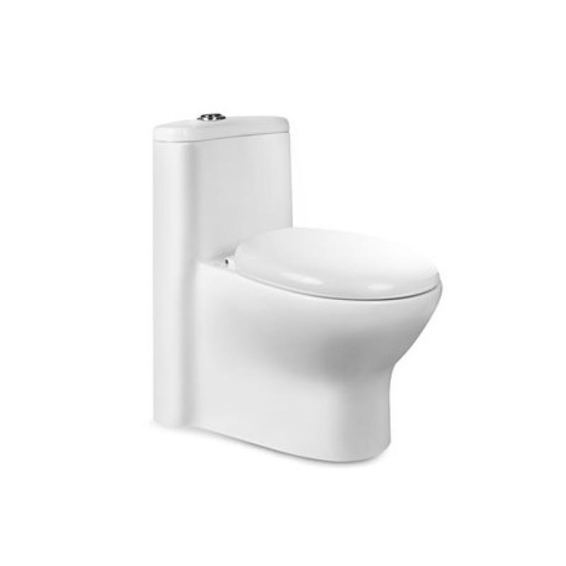 توالت فرنگی پارمیدا چینی مروارید